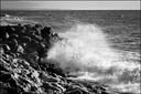 Le bruit des vagues et l'odeur des embruns...