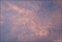 Des nuages. Juste des nuages...