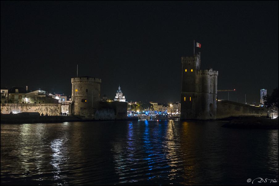 La Rochelle... By night 20171004110718-8767f959