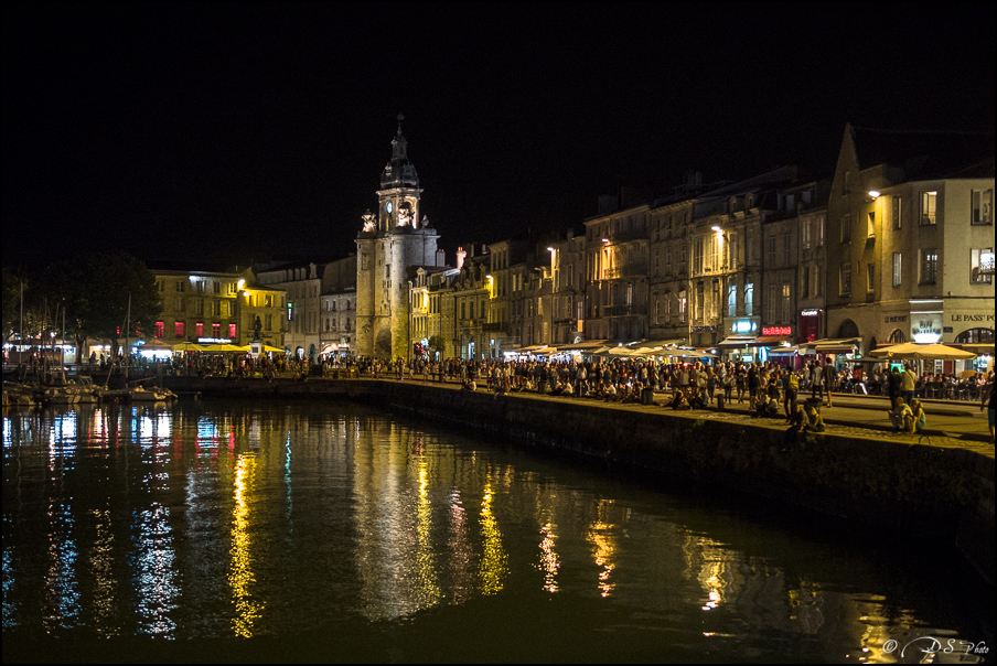 La Rochelle... By night 20171004110727-3cc6be12
