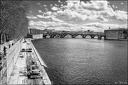 Travaux le long de la Garonne