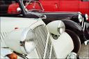 Sommet de calandre Citroën Traction 11B