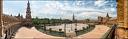 Panoramique - Plaza de España - Séville