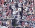 Vue satellite Google du Métropol Parasol